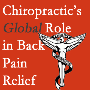 Amelia Chiropractic Clinic is Fernandina Beach's chiropractic care hub and is excited to be a part of chiropractic as its benefits for back pain relief grow in recognition.