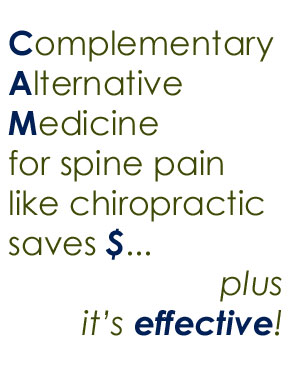 spine pain help from Fernandina Beach chiropractors