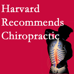 Amelia Chiropractic Clinic offers chiropractic care like Harvard recommends.