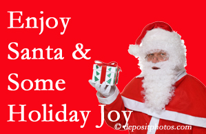 Fernandina Beach holiday joy and even fun with Santa are studied as to their potential for preventing divorce and increasing happiness.