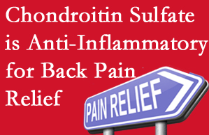 Fernandina Beach chiropractic treatment plan at Amelia Chiropractic Clinic may well include chondroitin sulfate!