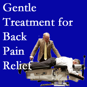 Fernandina Beach back pain and disc degeneration find help at Amelia Chiropractic Clinic with spinal disc pressure reducing Fernandina Beach spinal manipulation.