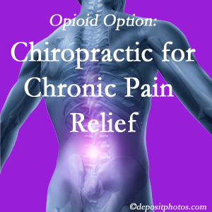 Instead of opioids, Fernandina Beach chiropractic is beneficial for chronic pain management and relief.
