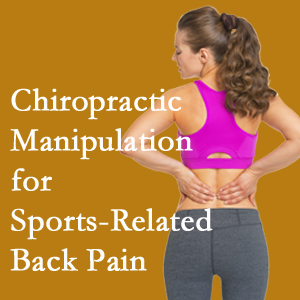 Fernandina Beach chiropractic manipulation care for common sports injuries are recommended by members of the American Medical Society for Sports Medicine.