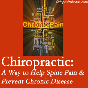 Amelia Chiropractic Clinic helps relieve musculoskeletal pain which helps prevent chronic disease.